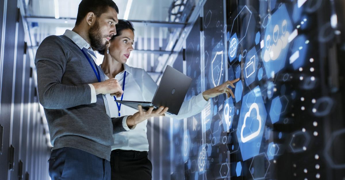 Change IT providers